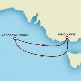 Kangaroo Island World Sector Itinerary