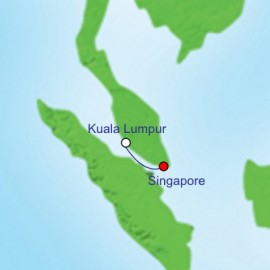 Roundtrip From Singapore To Port Kelang Itinerary