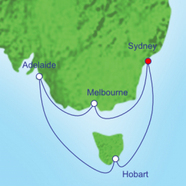 Tasmania and Australia Itinerary