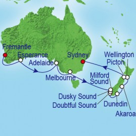 Australia and New Zealand Royal Caribbean Cruise