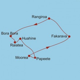 South Pacific Oceania Cruises Cruise