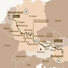 Jewels of Europe River Scenic River Cruises Cruise