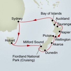 New Zealand Discovery Itinerary