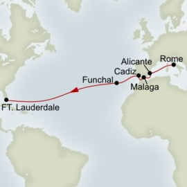 Passage To America Holland America Line Cruise