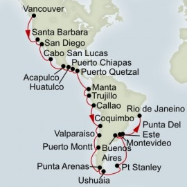 Inca Discovery and South America Itinerary