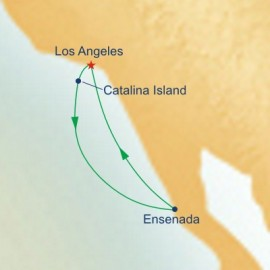 West Coast Getaway With Catalina Island Itinerary