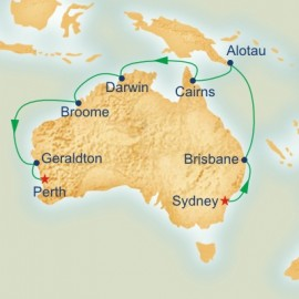 Northern Australia Explorer Princess Cruises Cruise