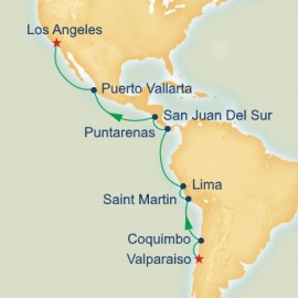 Andes and South America Itinerary
