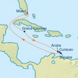 Memorial Day Caribbean Itinerary