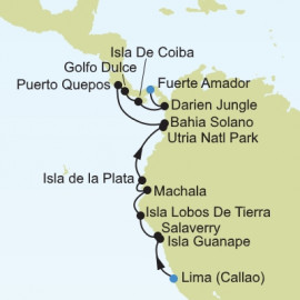 South America Expedition Silversea Cruises Cruise