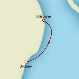 Sydney to Brisbane Cruise
