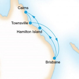 Barrier Reef Discovery Itinerary