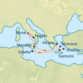 Italy and Greek Isles Celebrity Cruises Cruise
