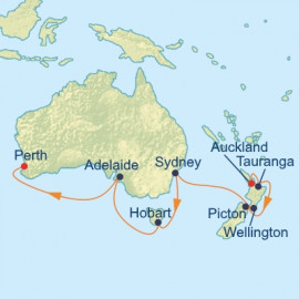 New Zealand and Australia Celebrity Cruises Cruise