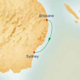 Brisbane to Sydney Cruise