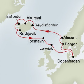 Northern Isles Itinerary