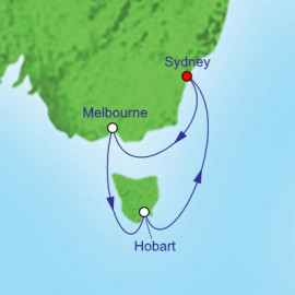 Tasmania Royal Caribbean Cruise
