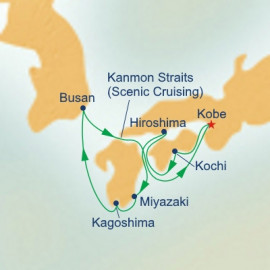 Japan Explorer Itinerary