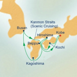Japan Explorer Princess Cruises Cruise