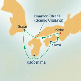 Korea and Japan Princess Cruises Cruise