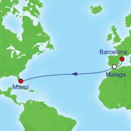 Barcelona To Florida Itinerary