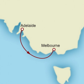 Adelaide to Melbourne Cruise