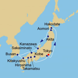 Japan Intensive Azamara Club Cruises Cruise
