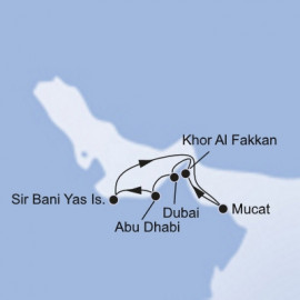 United Arab Emirates Itinerary
