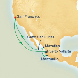 Mexican Riviera Princess Cruises Cruise