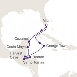 Mayan Magic Regent Seven Seas Cruises Cruise