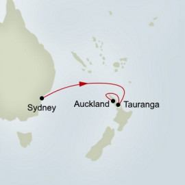 Australia and New Zealand Cruise