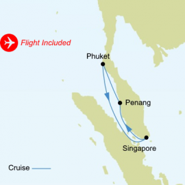 Penang and Phuket Fly Stay Webjet Exclusives Cruise