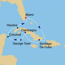 Circle Cuba Azamara Club Cruises Cruise