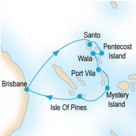 Pacific Explorer Cruise