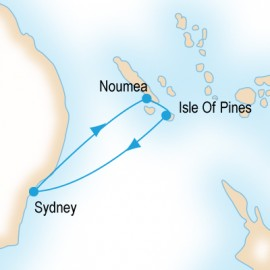 A Taste of New Caledonia Cruise
