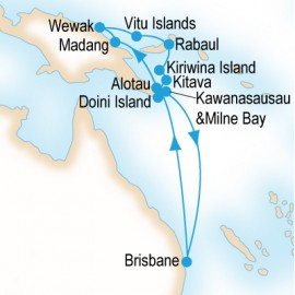 Papua New Guinea Explorer Cruise