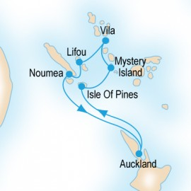 Pacific Discovery P&O Cruises Cruise