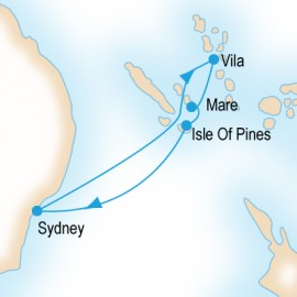 Retreat to Isle of Pines