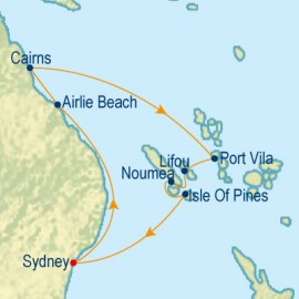 South Pacific Celebrity Cruises Cruise