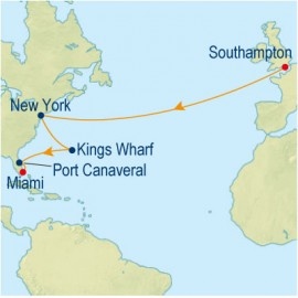 Broadway & Beaches Celebrity Cruises Cruise