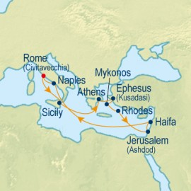 Holy Land Celebrity Cruises Cruise