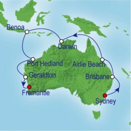 Circumnavigation Top End Cruise