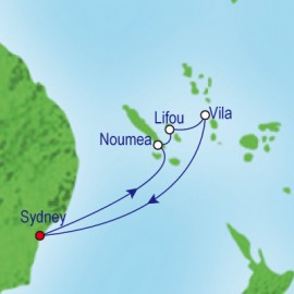 South Pacific Cruise