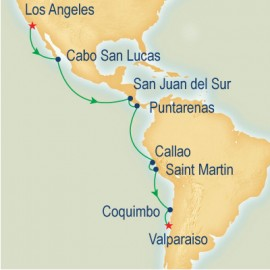 Andes & South America Princess Cruises Cruise