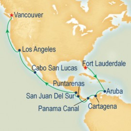 Panama Canal Grand Adventure Cruise