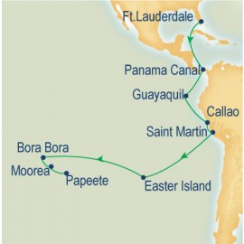 South Pacific & Andes Explorer Cruise