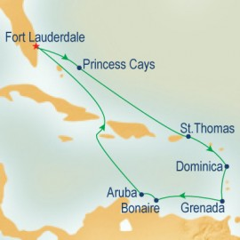Southern Caribbean Medley Cruise