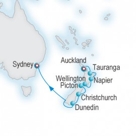 New Zealand Discovery Cruise