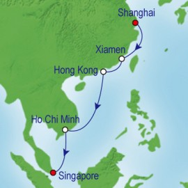 Shanghai To Singapore Royal Caribbean Cruise