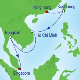 Hong Kong To Singapore Royal Caribbean Cruise